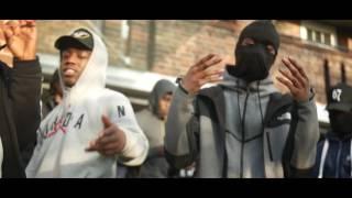 (67) Dimzy x R6 x ST x Itch - Drillin Off (Prod By LA Beats) | Link Up TV