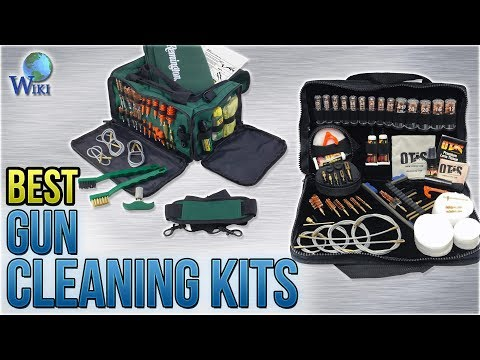 10 Best Gun Cleaning Kits 2018