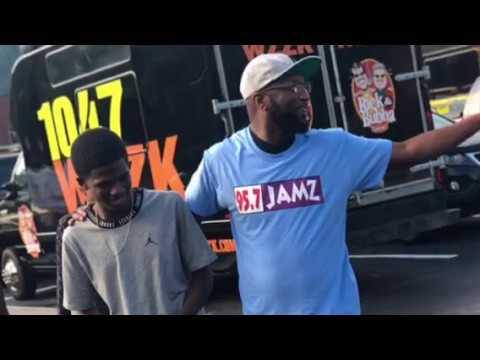 Rickey Smiley And Friends Give High School Graduate A Car