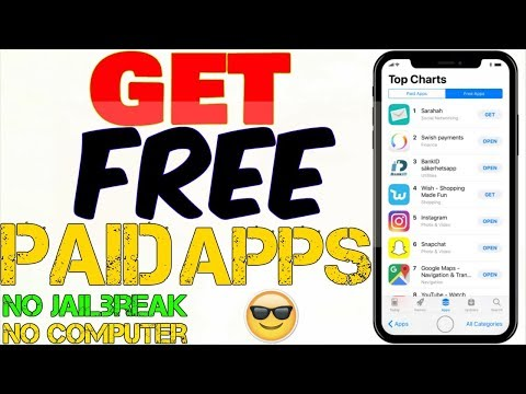 iOS 9/10-11.2.1: Get FREE Paid Apps - How To Install (APPEVEN) | Free Apps Purchases