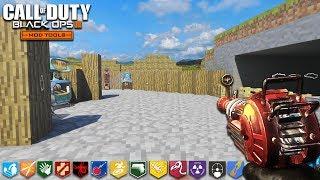 ONE WINDOW CHALLENGE (Minecraft Edition) - BLACK OPS 3 \