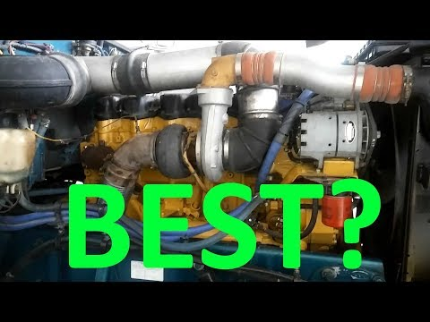 What Are The Best Cat Diesel Engines?