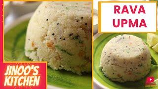 Hotel Style Rava Upma Recipe
