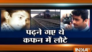 2 Teens Crushed to Death by Speeding Train while Trying to Shoot 'Stunt' Video