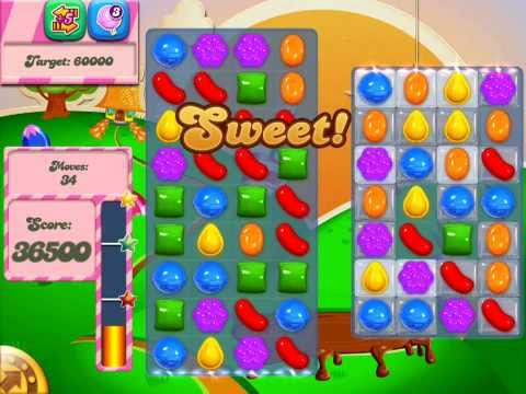 Candy Crush Saga complete guide - Level 70
