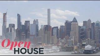 Luxury Living on Top of Manhattan