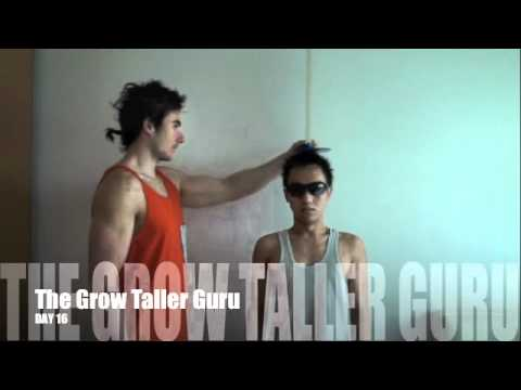 How To Grow Taller - Day 16 of Michael's Transformation