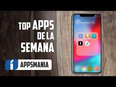 Top apps de la semana para iPhone y Android | AppsMania 720