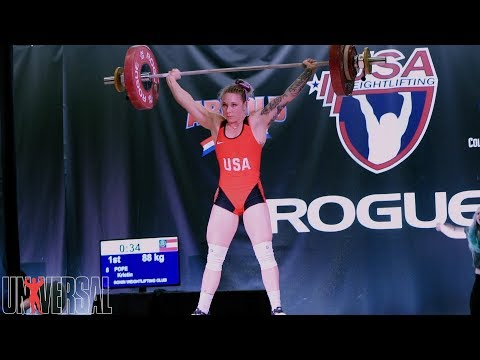 Road To The Arnold with Kristin Pope Part 3