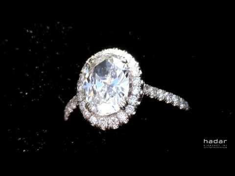 Custom Engagement Ring Design by HadarDiamonds.com