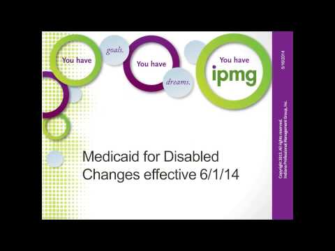 IPMG Presents: Supporting Children Targeted for Waivers to Obtain Medicaid