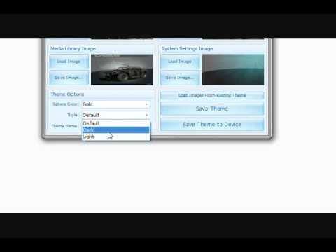 How to make custom xbox 360 themes using USB