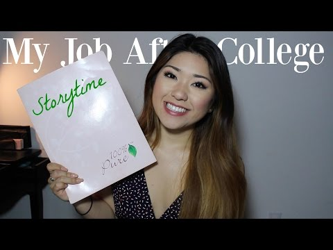 How I Got My Job At 100% Pure After College | Story Time | Job Searching and Interviewing