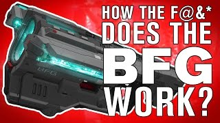 The SCIENCE! - WTF is wrong with the BFG in DOOM?