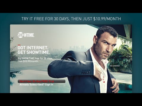 SHOWTIME Now Available on Roku