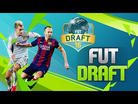 Best Strategy / Way To Build a Squad on FUT Draft - (100 Chemistry !!) - FIFA 16