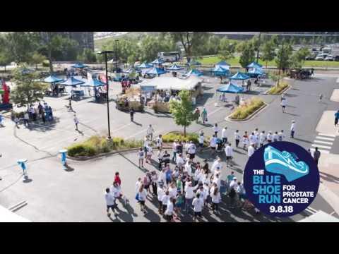 The Blue Shoe Run - Dr. Tillett