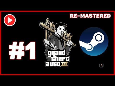 Grand Theft Auto 3 Gameplay Walkthrough Part 1 | 1080p HD Remastered