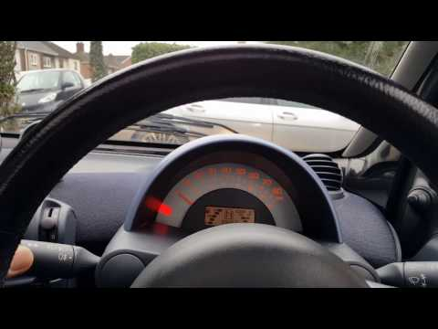 Smart Fortwo 2002 dipped beams not working. Fault finding and repair.