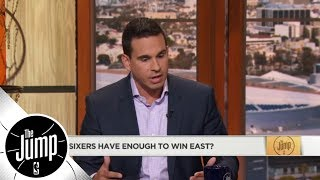 Do the Philadelphia 76ers have enough to win the Eastern Conference? | The Jump | ESPN