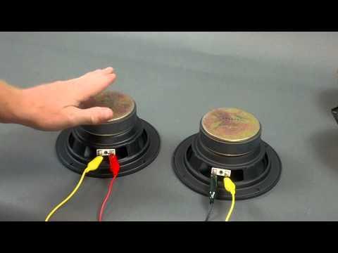 speaker series wiring