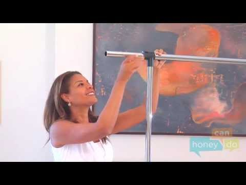 Honey-Can-Do GAR-01767 Double Bar Garment Rack Instruction Video