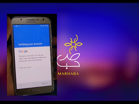 Samsung J7 J700H Verify Google Account Bypass Latest Security 2018 Compleate Totrial