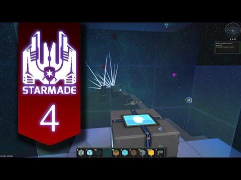 StarMade (Let's Play | Gameplay) Episode 4: Ambush!