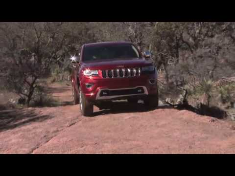 Four Wheel Drive Operation-How to use the 4x4 4WD transfer case on 2017 Jeep Grand Cherokee