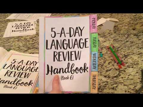Language Review Handbook