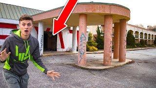 EXPLORING ABANDONED HAUNTED HOTEL!!