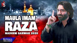 Maula Imam E Raza | Nadeem Sarwar | 2020 | 1442