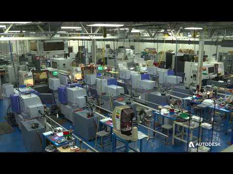 Manufacturing Medical Parts with Autodesk PartMaker & Star Machines at Astro Medical Devices