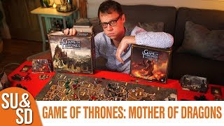 Download Game of Thrones and Mother of Dragons expansion - Shut Up & Sit Down Review Video