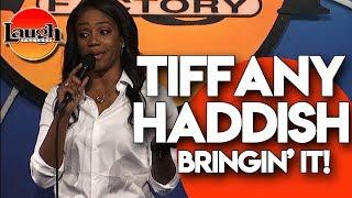Tiffany Haddish Compilation | Bringin