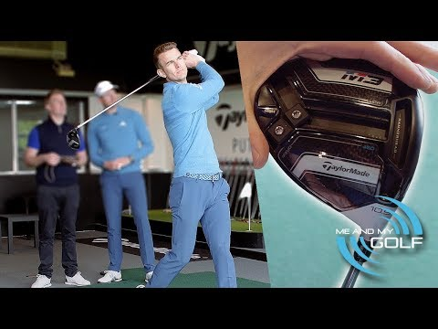 HIT MORE FAIRWAYS WITH A CLUB FITTING