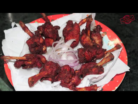 Chicken lollipop recipe/How to make lollipop/Easy Chicken lollipop recipe