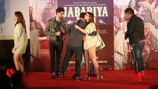 See Pariniti Chopra's Most EMBARASSING Moment At Jabariya Jodi- Zila Hilela Song Launch
