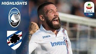 Atalanta 0-1 Sampdoria | A Late Header From Tonelli Secures Victory | Serie A