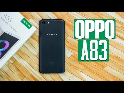 OPPO A83: Unboxing   First Look   Hands on   Launch   Price