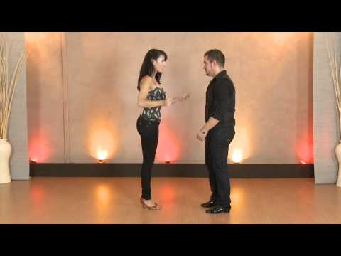 INTRO TO DOMINICAN STYLE BACHATA with NESTOR and KATRINA
