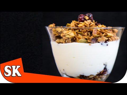 Granola Yogurt - How to Make Yogurt Episode 04