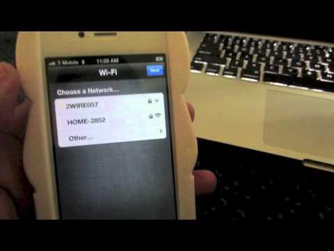 Downgrade iOS 7 To iOS 6 iPhone iPod Touch iPad
