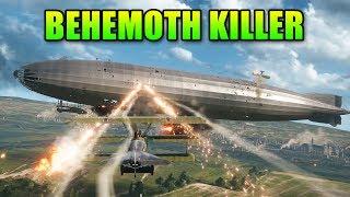 Behemoth Killer   Battlefield One Gameplay Highlights