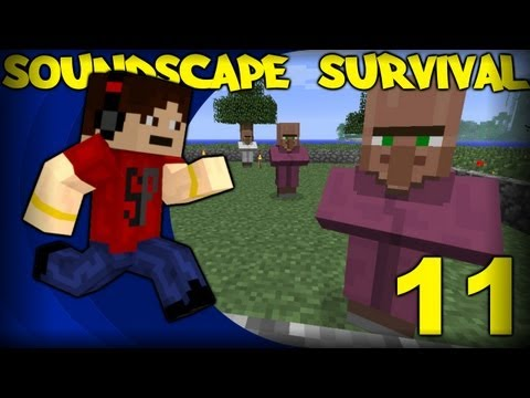 INFINITE VILLAGER BREEDING - Soundscape Survival S2E11 - Minecraft 1.5.1 Let's Play
