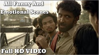 All Funny and Emotional Scenes of Super 30 | Hrithik Roshan Best Acting Scenes from super 30 |