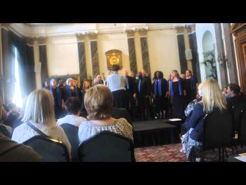 Birmingham City Council Choir -  Hallelujah