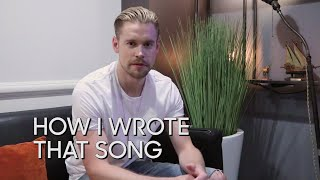 """How I Wrote That Song: Chord Overstreet """"Hold On"""""""