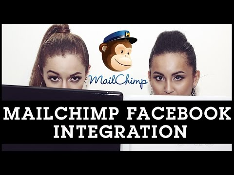 MailChimp Facebook Integration: How To Add Email Signup To Facebook Page