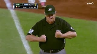 MLB Umpire Bloopers